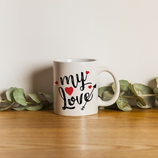 my love cup of coffee