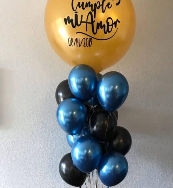 Latex balloons bouquet