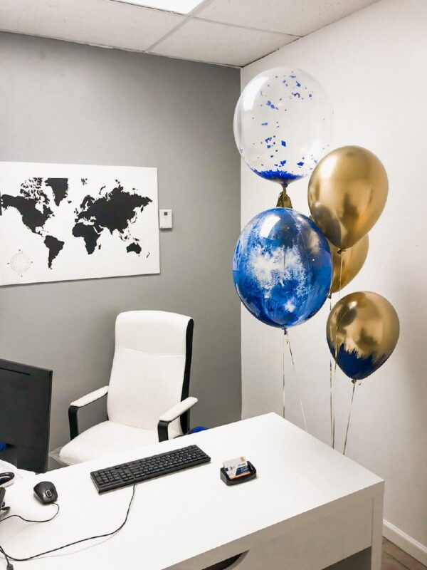 customized balloons clear balloons