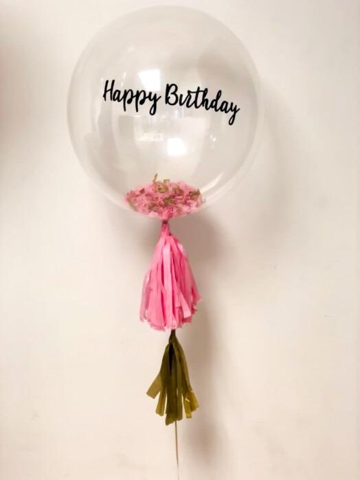customized balloons happy birthday