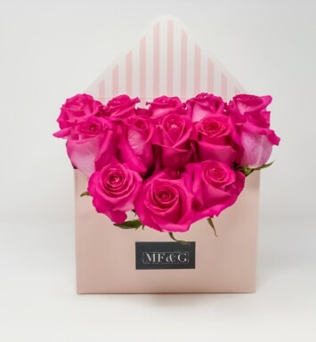 basket full of roses mf&g
