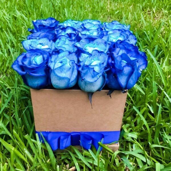 flower box of roses mf&g