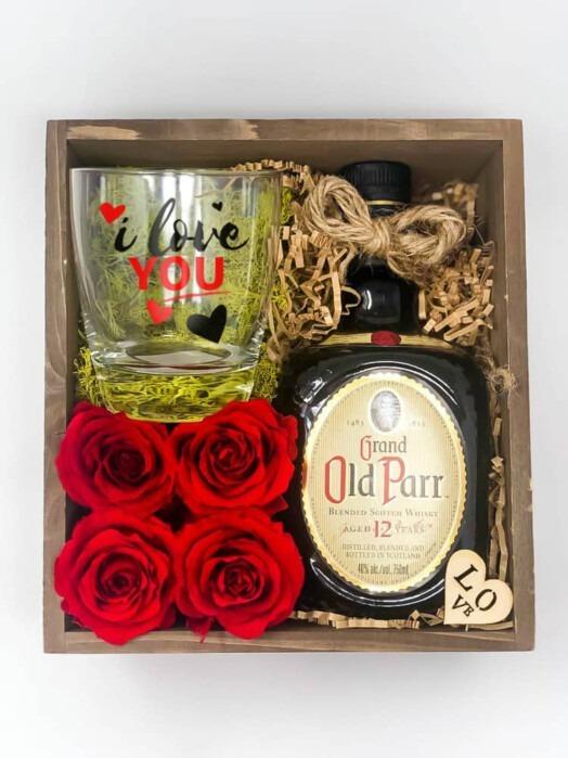 mf&G giftboxes
