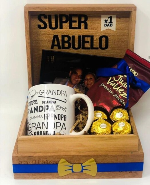 best grandad gift box