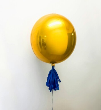 metallized balloons