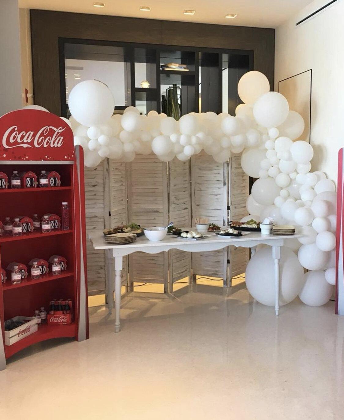 cocacola room decoration