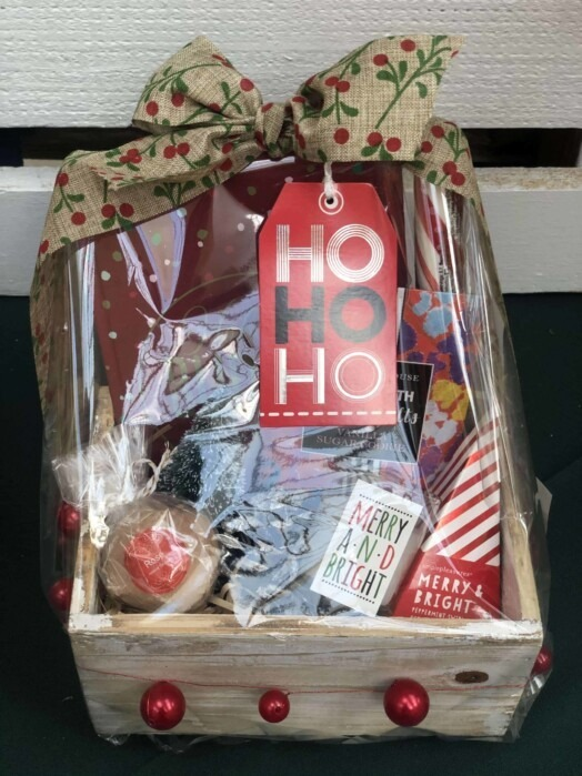 Lindt Christmas love box