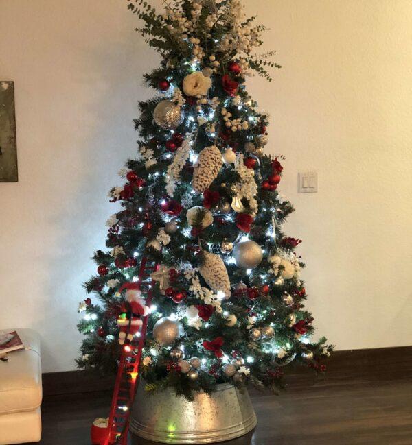 Trees decoration Service