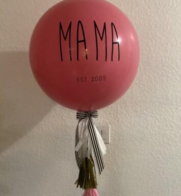 mama balloon