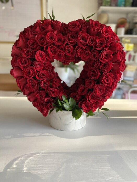 heat of love flowers