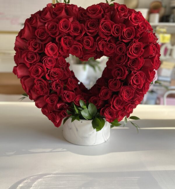 Heart of love Medium Size
