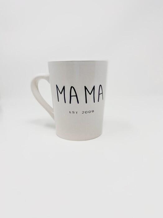 mama cup coffee