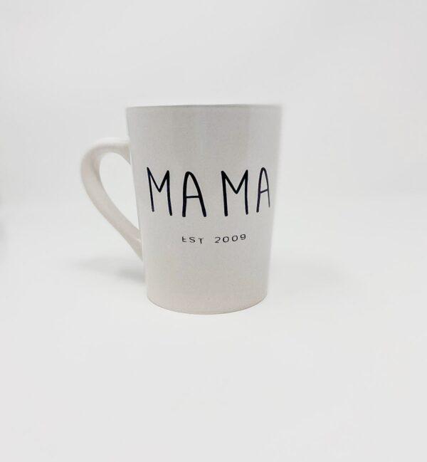 MAMA coffee cup