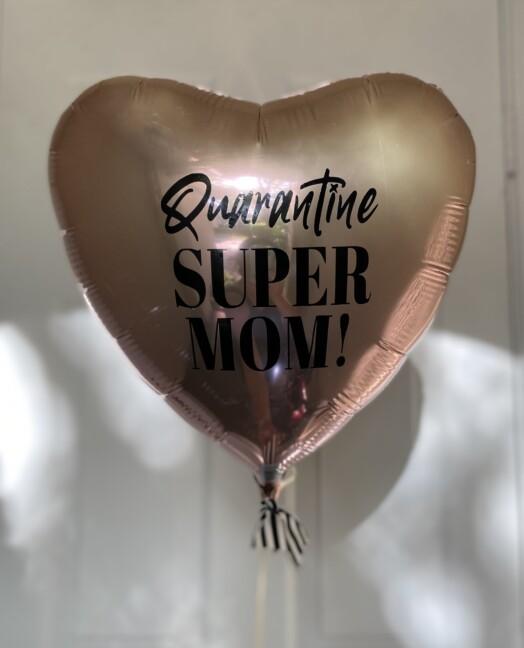 quarintine super mom gift box