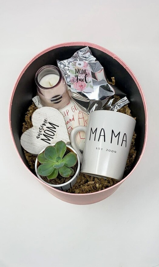 mom fuel gift box