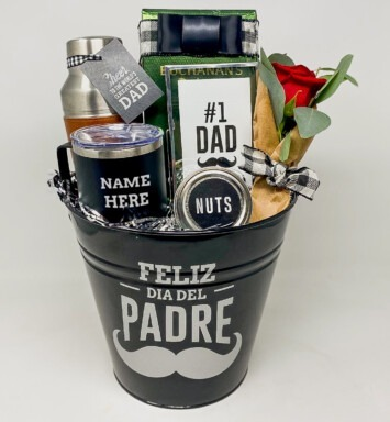 father day bucket