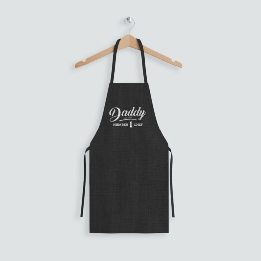 dad chef apron