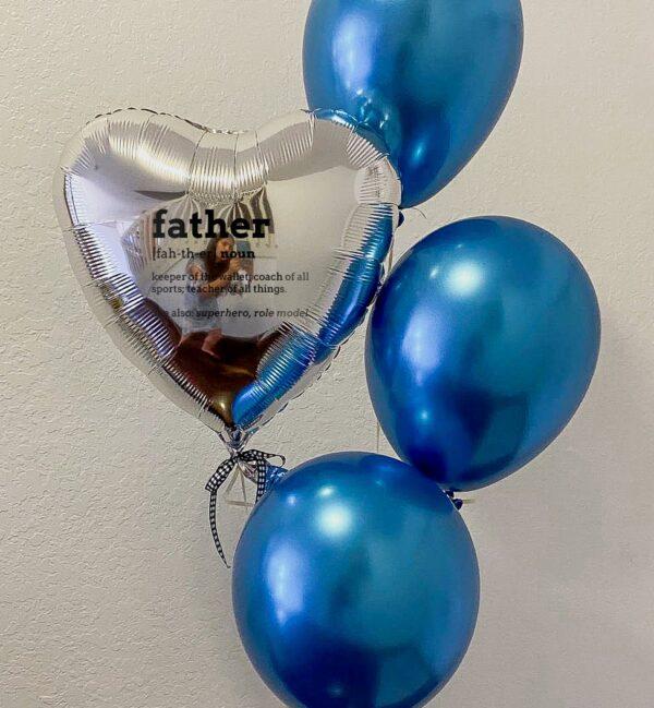 Father Foil Bouquet