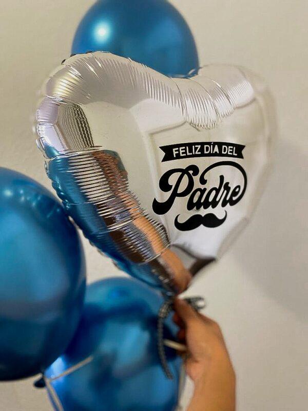 feliz dia del padre balloon
