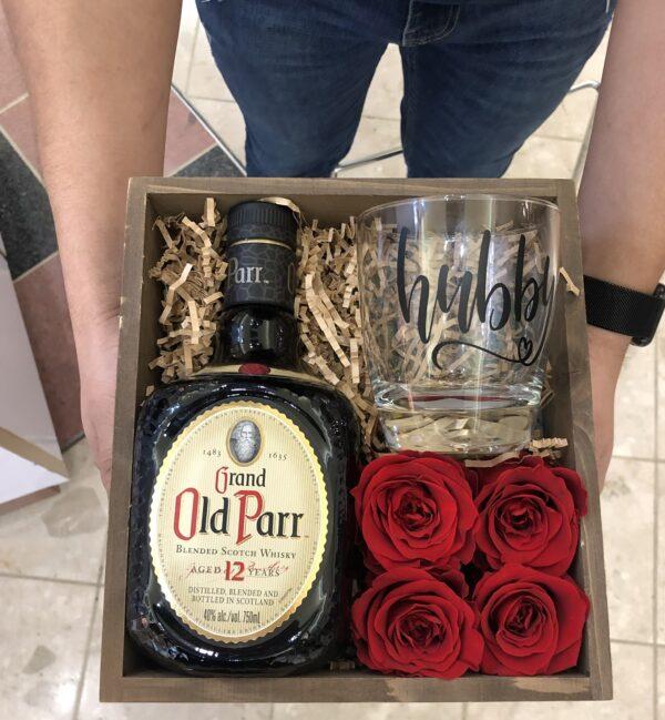 Hubby Gift Box