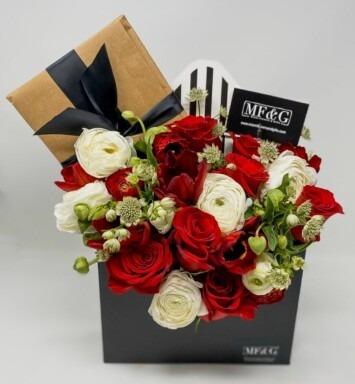 Flower Envelope Ranunculus Love