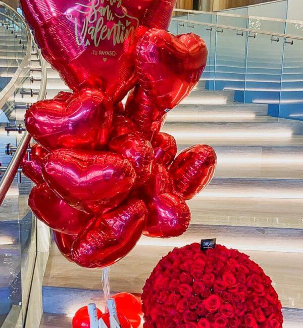 Luxury 500 Roses Suprise
