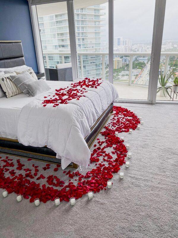 roses loves decoration