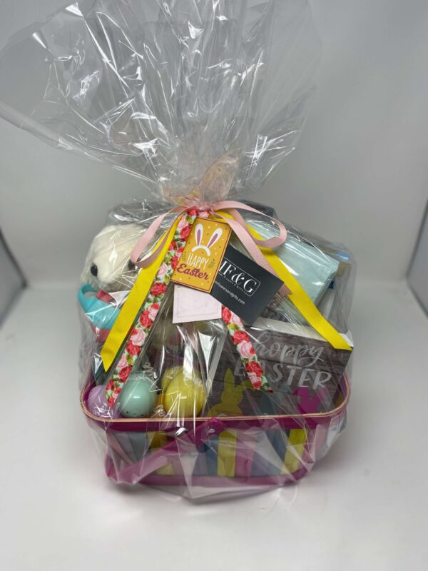 Happy Easter 2021 basket gift